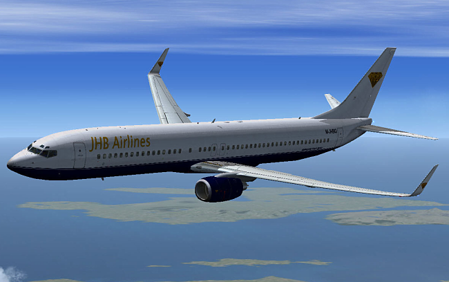 JHB Airlines - Aircraft Fleet